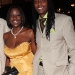 Rosie Motene and Nkini Phasa at the SA Style Awards 2008 hosted recently in Nelson Mandela Square in Sandton, Johannesburg.jpg